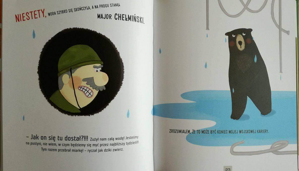 Wojtek żołnierz bez munduru recenzja ksiązki