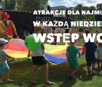 Forma Płynna - Beach Bar WrocławNiedzielne atrakcje dla dzieci z StreetLight