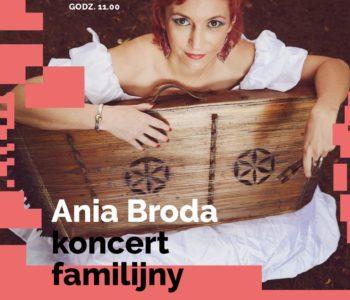 Komcert Ania Broda