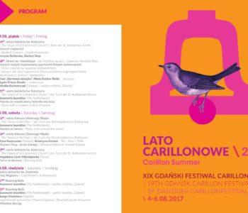 Festiwal Carillonowy Gdańśk Śródmieście