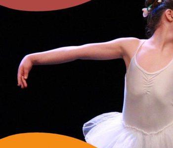 Balet dla dzieci w wieku 4-5 lat