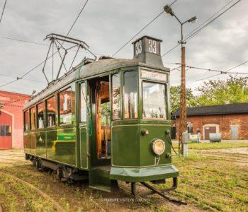 Bezpłatne wycieczki zabytkowym tramwajem Sanok