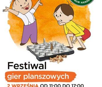 Festiwal gier planszowych! Bielsko-Biała