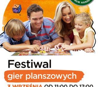 Spróbuj swoich sił podczas festiwalu gier planszowych! Częstochowa