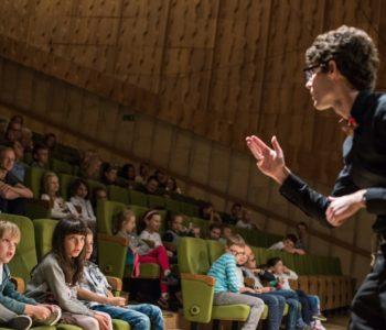 Mozart dla dzieci symfonia Jowiszowa
