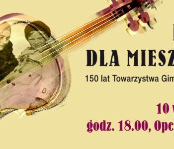 Koncert dla Mieszkańców w sopockiej Operze Leśnej