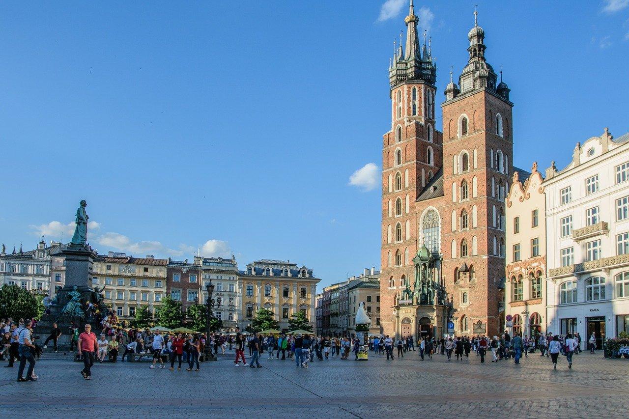 Wyrusz w podróż do historycznego Krakowa