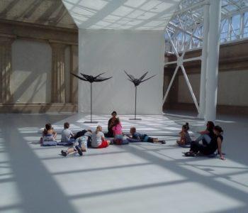 Lato z filozofią i sztuką w Pawilonie Czterech Kopuł