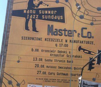 Manu Summer Jazz Sundays