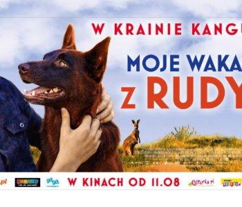 Moje wakacje z Rudym już w kinach!