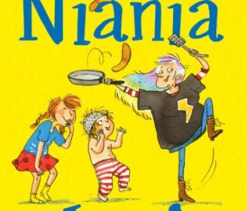 Niania Mania, przezabawna seria książek dla dzieci
