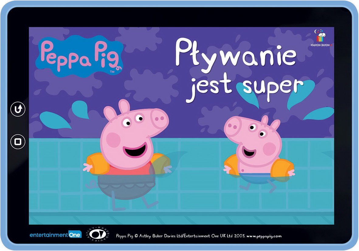 Świnka Peppa bajka do czytania film