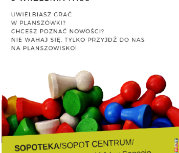 Planszowisko w Bibliotece Sopockiej