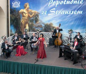III koncert Popołudnie ze Straussem w Wieliczce