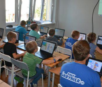 Klub Małego Inżyniera, czyli nauka w praktyce