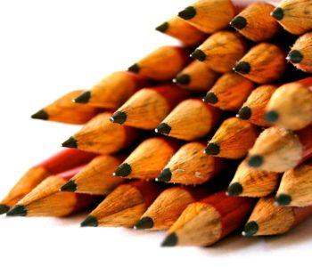 podziel się ołówkiem