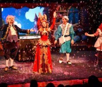 Teatr Baniek Mydlanych. Tajemnica Bańki Szczęścia