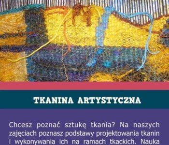 Nabór na warsztaty pozalekcyjne w roku szkolnym 2017/18 w SCKM
