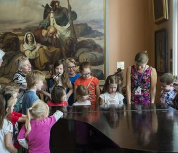 Wakacje w Muzeum Narodowym w Poznaniu