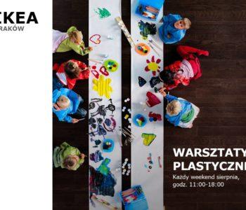 Warsztaty plastyczne w IKEA Kraków