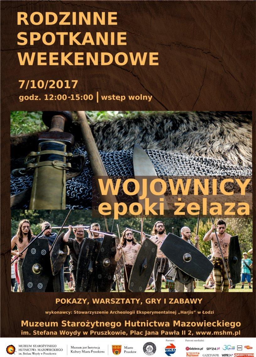 wojownicy - Pruszków Muzeum