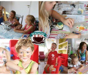 Warsztaty bębniarskie dla dzieci w Cafe Leniwiec