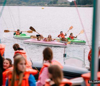 Popływaj z harcerzami na Wyspie Sobieszewskiej