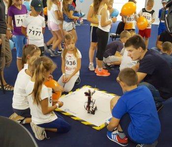 Strefa Dzieci 8 PKO Festiwalu Biegowego. Szczegółowy plan atrakcji