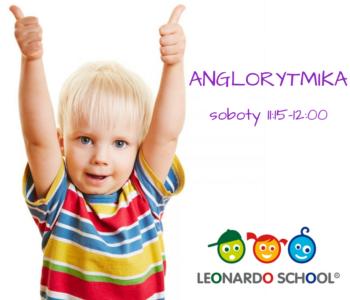 Anglorytmika + bezpłatne zajęcia pokazowe w sobotę w Leader School Kraków