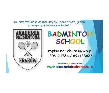 Akademia Badmintona Krakow