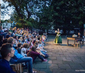Teatr nadaje na Witomino – bezpłatne pokazy spektakli
