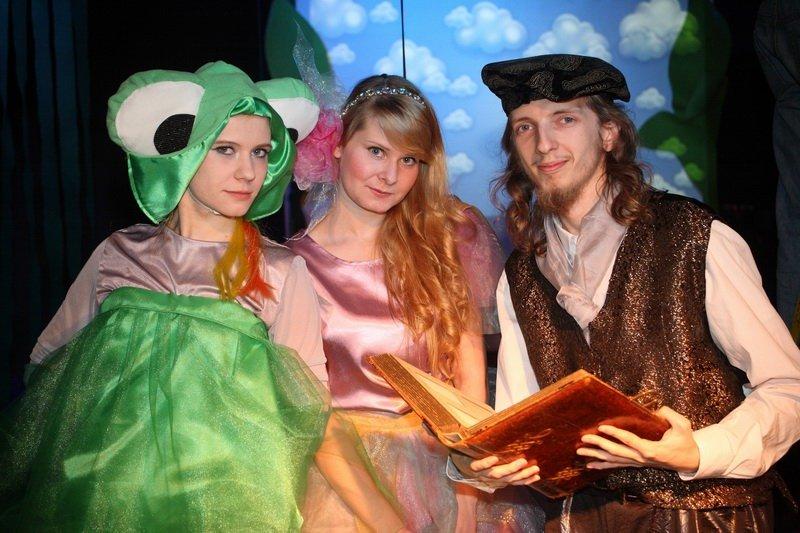 Calineczka - spektakl teatralny w Teatrze Maskarada