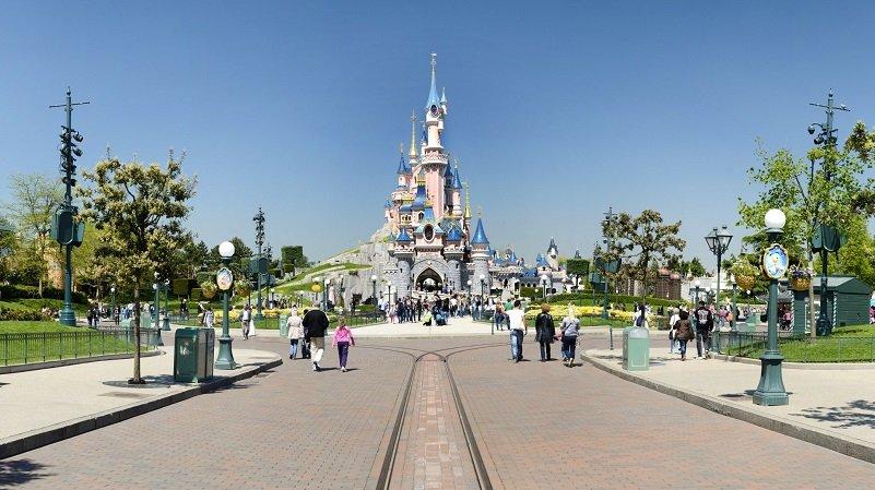 Disneyland Paryż