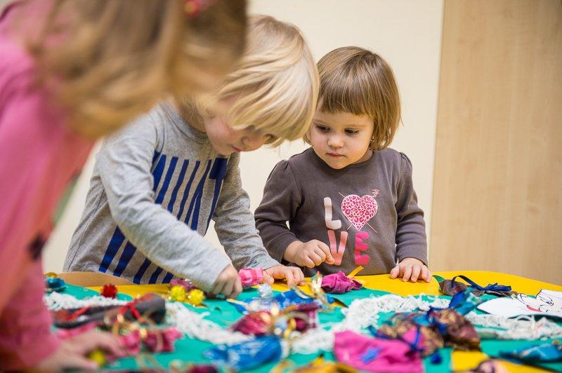 Rekrutacja do dwujęzycznego przedszkola trwa - dołącz do naszej Ciuchci