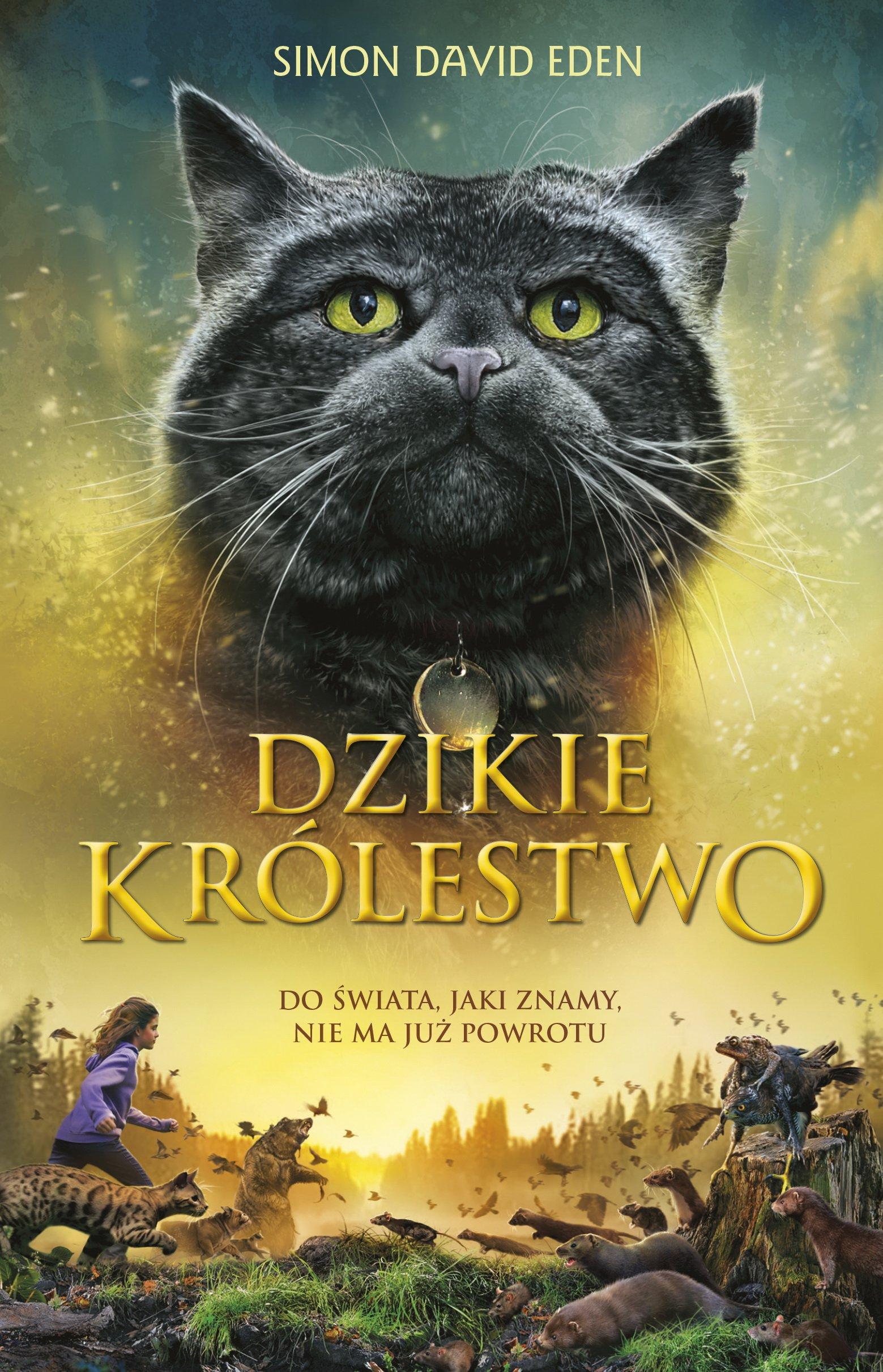 Eden Dzikie Królestwo książka dla dzieci