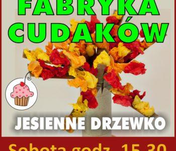 Fabryka Cudaków – Bezpłatne zajęcia familijne w Nutka Café