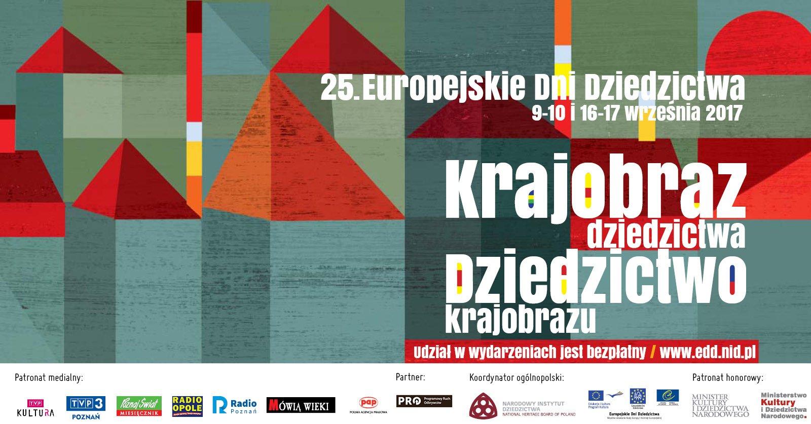 Europejskie Dni Dziedzictwa 2017 w Bramie Poznania
