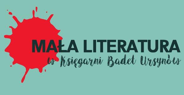 """""""Mała literatura"""" w księgarni Badet Ursynów"""