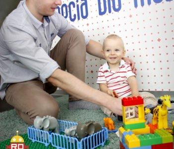 Pomysłowe Klocki – warsztaty dla dzieci