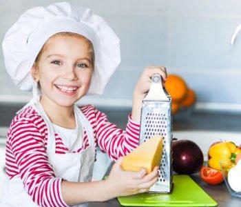 Dzieci pokochały gotowanie - Akademia Młodego Kucharza we Wrocławiu