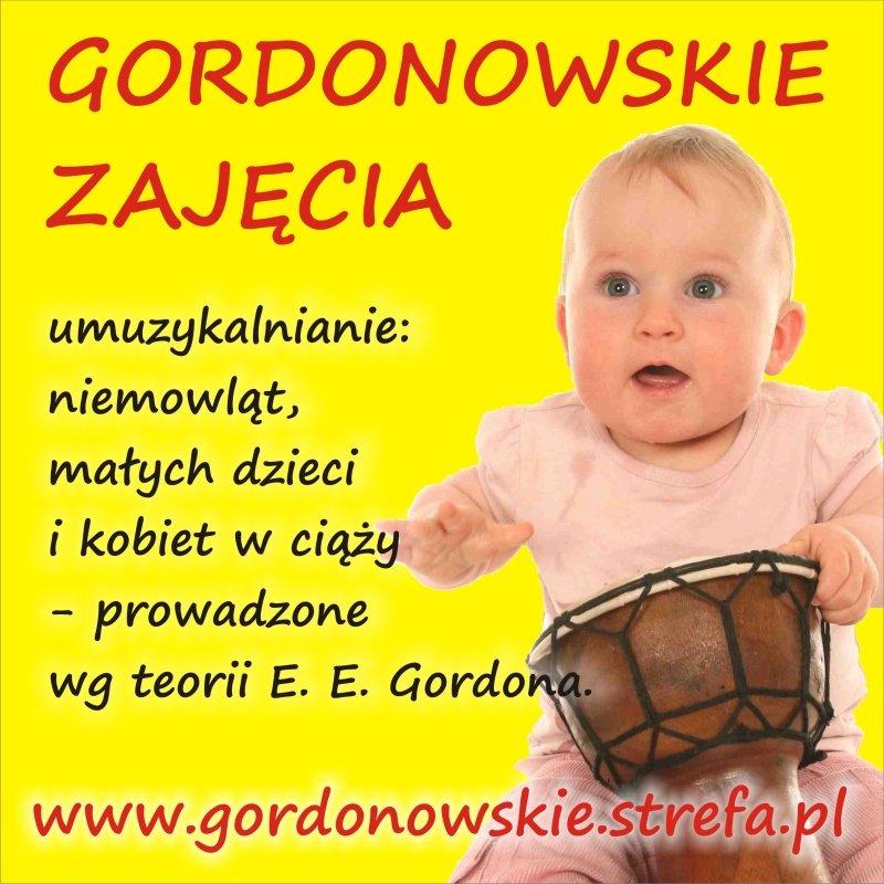 Gordonki. Zajęcia gordonowskie w Nutka Cafe