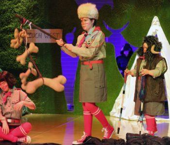 """""""Indianie"""" – Nowy Teatr dla dzieci jesień 2017"""