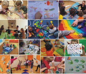 Twórcze zajęcia dla 5-latków w Kangurze. Ćwiczenia wyobraźni i gimnastyka myślenia