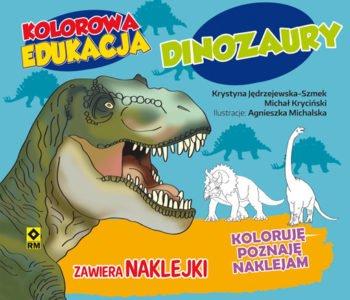 Kolorowa edukacja – Dinozaury