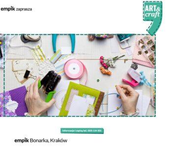 Ozdobny plan lekcji - warsztaty dla dzieci w krakowskim Empiku