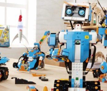Lego Boost - najnowszy kurs Małego Inżyniera