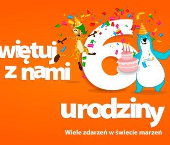 Loopy's World świętuje szóste urodziny!