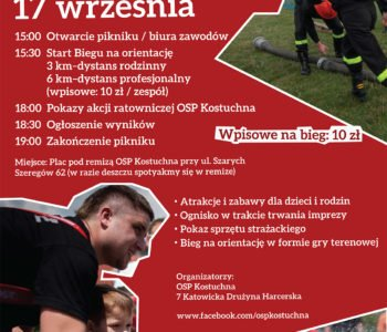 II Strażacki Piknik Rodzinny w Katowicach - Kostuchnie