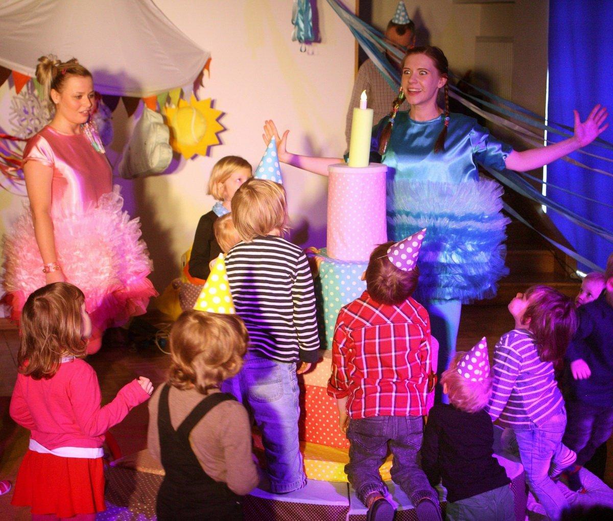 Urodziny Turli-Taja - spektakl dla dzieci w Teatrze Maskarada