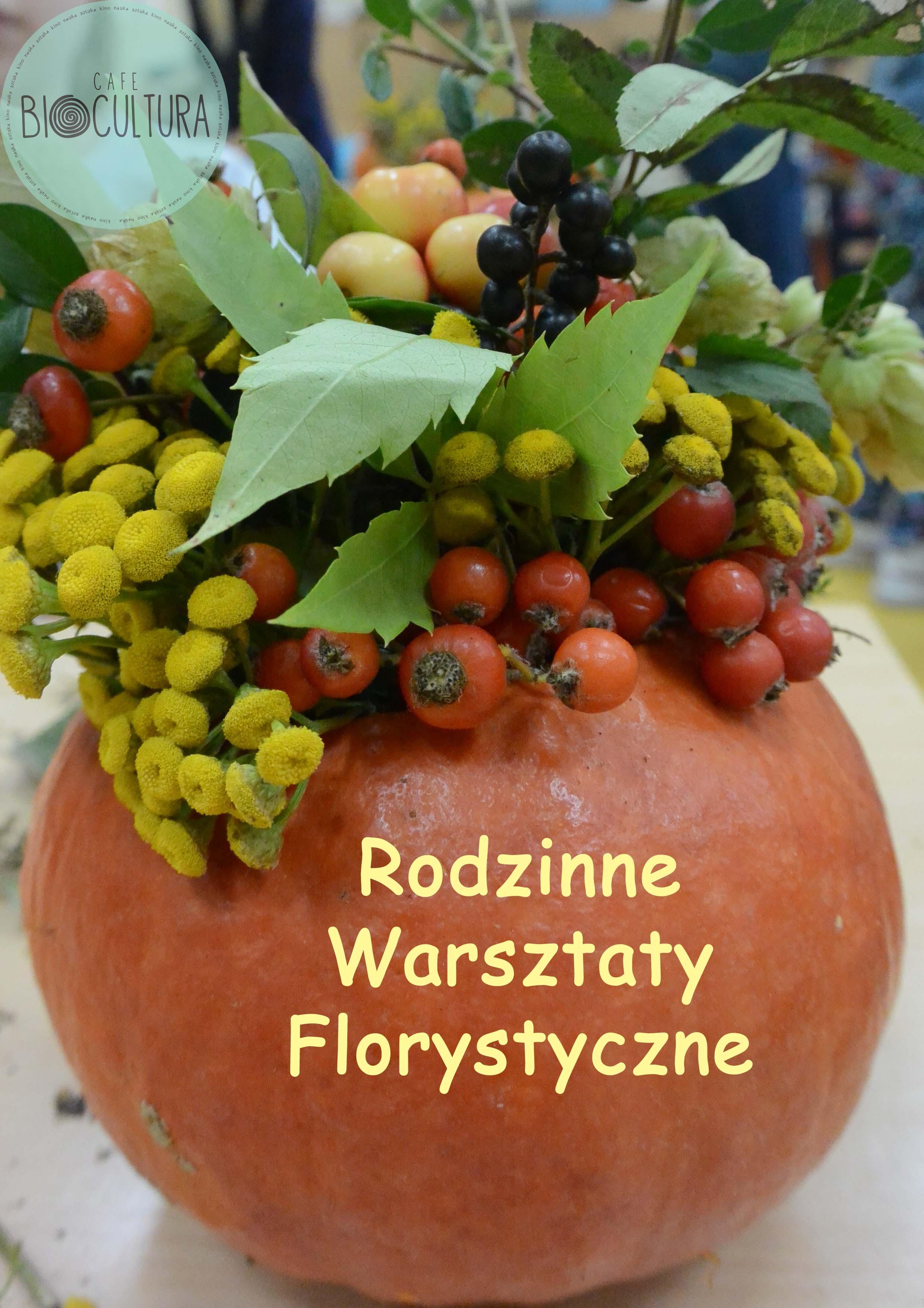 Rodzinne Warsztaty Florystyczne